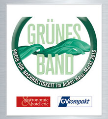 GruenesBand Award sustainability